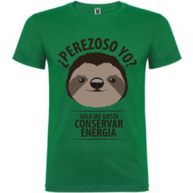 Camiseta Perezoso, para los vagos del mundo
