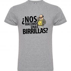 Camiseta Nos hacemos unas birrillas