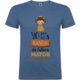 Camiseta Mato por la banda de fallera mayor