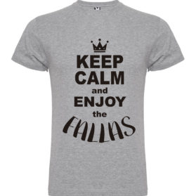 Camiseta Enjoy the fallas