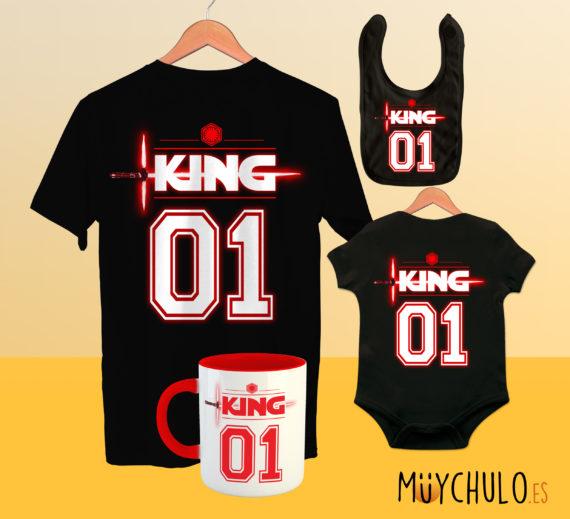 KING Kylo Ren Star Wars